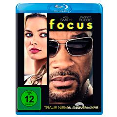 Focus (2015) (Blu-ray + UV Copy) Blu-ray