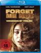 Forget Me Not - Vergessen ist tödlich Blu-ray