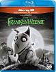 Frankenweenie (2012) 3D (Blu-ray 3D + Blu-ray) (SE Import) Blu-ray