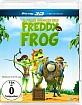Freddy Frog - Ein ganz normaler Held 3D (Blu-ray 3D) Blu-ray