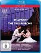 Frederick Ashton's: Rhapsody + The Two Pigeons (MacGibbon) Blu-ray
