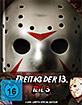 Freitag der 13. - Teil 3 (Limited Mediabook Edition) Blu-ray