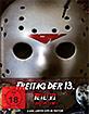 Freitag der 13. - Teil VI - Jason lebt (Limited Mediabook Edition) Blu-ray