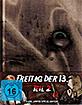 Freitag der 13. - Teil 2 (Limited Mediabook Edition) Blu-ray