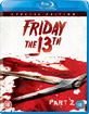 Friday the 13th - Part 2 (UK Import) Blu-ray