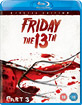 Friday the 13th - Part 3 (UK Import) Blu-ray