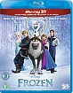 Frozen (2013) 3D (Blu-ray 3D + Blu-ray) (UK Import ohne dt. Ton) Blu-ray
