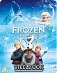 Frozen (2013) 3D - Zavvi Exclusive Limited Edition Lenticular Steelbook (Blu-ray 3D + Blu-ray) (UK Import ohne dt. Ton) Blu-ray