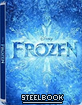 Frozen (2013) 3D - Blufans Exclusive Limited Elsa Edition Steelbook (Blu-ray 3D + Blu-ray + CD) (CN Import ohne dt. Ton) Blu-ray