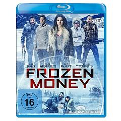 Frozen Money Blu-ray