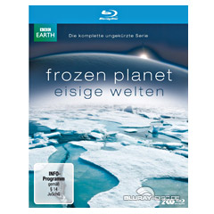 Frozen Planet: Eisige Welten - Die komplette Serie Blu-ray