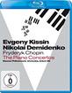 Chopin - The Piano Concertos Blu-ray