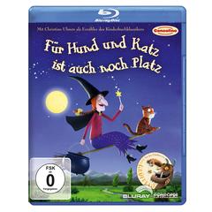 fÜr hund und katz ist auch noch platz blu-ray - film-details