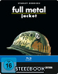 Full Metal Jacket - Limited Edition Steelbook Blu-ray