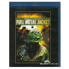 full metal jacket se import blu ray film details. Black Bedroom Furniture Sets. Home Design Ideas