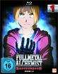 Fullmetal Alchemist: Brotherhood - Vol. 01 (Ep. 01-08) Blu-ray