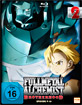 Fullmetal Alchemist: Brotherhood - Vol. 02 (Ep. 09-16) Blu-ray