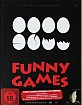 Funny Games (1997) - Limited Edition Media Book Blu-ray