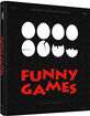 Funny Games (1997) - Limited Edition Media Book (AT Import) Blu-ray