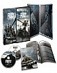 Fury (2014) - Amazon.co.jp Exclusive Steelbook (Premium Edition with Japanese Design) (Region A - JP Import ohne dt. Ton) Blu-ray