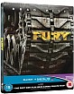 Fury (2014) - HMV Exclusive Steelbook (UK Import ohne dt. Ton) Blu-ray