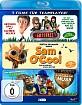 Fussball - Grosses Spiel mit kleinen Helden + Sam O'Cool - Ein schräger Vogel hebt + Voll auf die Nuss (3 Filme für Teamplayer) Blu-ray