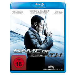 GAME OF DEATH BLU-RAY - Game of Death (2010) Blu-ray Film ...