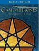 Game of Thrones: The Complete Sixth Season - Best Buy Exclusive Seven Pointed Star Cover (Blu-ray + UV Copy) (US Import) Blu-ray