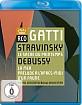 Gatti - Le sacre du printemps Blu-ray
