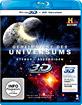 Geheimnisse des Universums 3D - Sterne und Asteroiden (Blu-ray 3D) Blu-ray