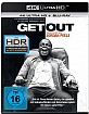 Get Out (2017) 4K (4K UHD + Blu-ray) Blu-ray
