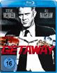 Getaway (1972) Blu-ray