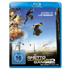 Ghettogangz 2 - Ultimatum Blu-ray