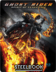 Ghost Rider: Spirit of Vengeance - Steelbook (Blu-ray 3D + Blu-ray + UV Copy) (CA Import ohne dt. Ton) Blu-ray