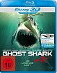 Ghost Shark 3D (Blu-ray 3D) (Neuauflage) Blu-ray