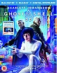 Ghost in the Shell (2017) 3D (Blu-ray 3D + Blu-ray + UV Copy) (UK Import) Blu-ray