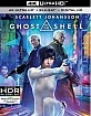 Ghost in the Shell (2017) 4K (4K UHD + Blu-ray + UV Copy) (US Import ohne dt. Ton) Blu-ray