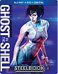 Ghost in the Shell (2017) - Steelbook (Blu-ray + DVD + UV Copy) (US Import ohne dt. Ton) Blu-ray