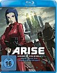 Ghost in the Shell - Arise: Border: 1 Ghost Pain + Border: 2 Ghost Whispers (Doppelset) Blu-ray