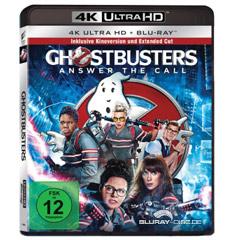 Ghostbusters (2016) (Extended Cut + Kinoversion) 4K (4K UHD + Blu-ray + UV Copy) Blu-ray