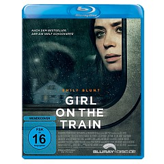 Girl on the Train (2016) Blu-ray