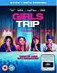 Girls Trip (2017) (Blu-ray + UV Copy) (UK Import ohne dt. Ton) Blu-ray