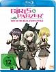 Girls und Panzer - This is the Real Anzio Battle! Blu-ray