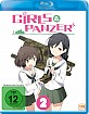 Girls und Panzer: Vol. 2 (Ep. 05-08) Blu-ray