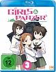 Girls und Panzer: Vol. 3 (Ep. 09-12) Blu-ray