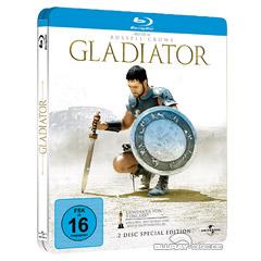 Gladiator - Kinofassung und Extended Edition (2 Disc Edition) - Steelbook Blu-ray