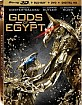 Gods of Egypt (2016) 3D (Blu-ray 3D + Blu-ray + DVD + UV Copy) (Region A - US Import ohne dt. Ton) Blu-ray