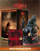 Godzilla (2014) 3D - Ultimate Collector's Edition (Blu-ray 3D + Blu-ray + UV Copy) Blu-ray