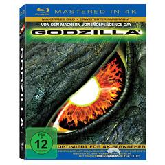 Godzilla (1998) (4K Remastered Edition) Blu-ray