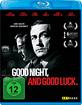 Good Night, and Good Luck. Blu-ray